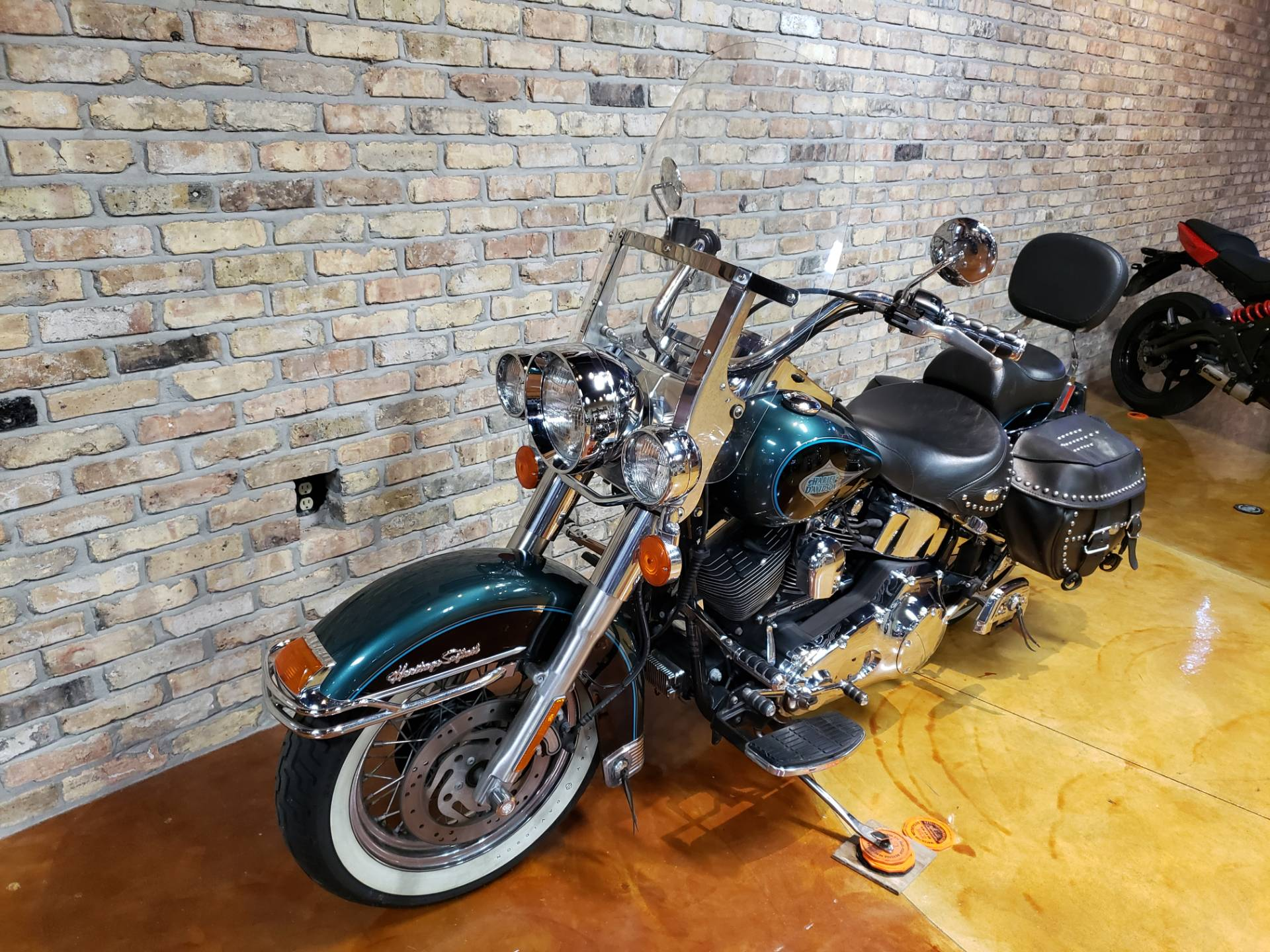 2000 Harley-Davidson FLSTC Heritage Softail® Classic in Big Bend, Wisconsin - Photo 27