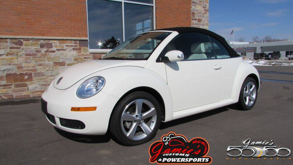 2007 Volkswagen 2007 Volkswagen Beetle Convertible in Big Bend, Wisconsin - Photo 1