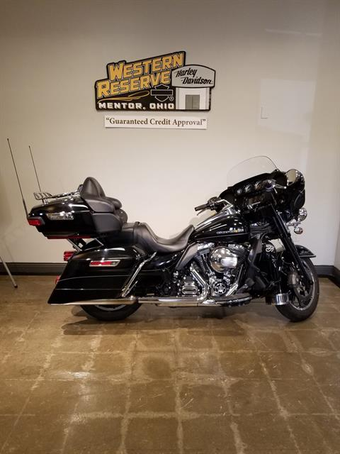 2015 Harley-Davidson Ultra Limited Low in Mentor, Ohio