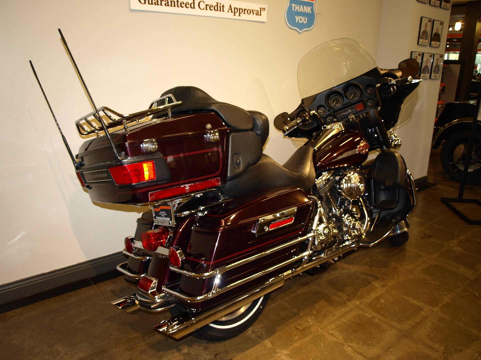 2005 Harley-Davidson FLHTCUI Ultra Classic® Electra Glide® in Mentor, Ohio