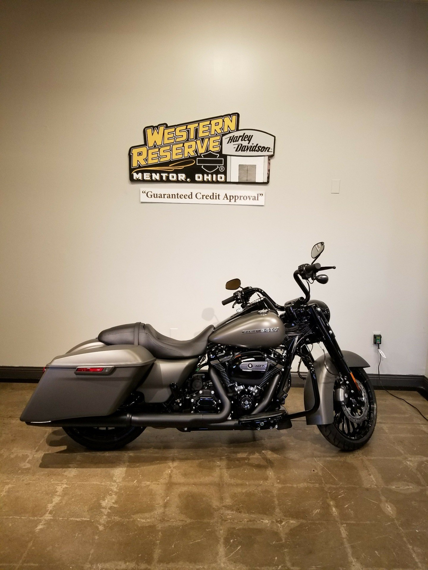 2018 Harley-Davidson Road King® Special in Mentor, Ohio