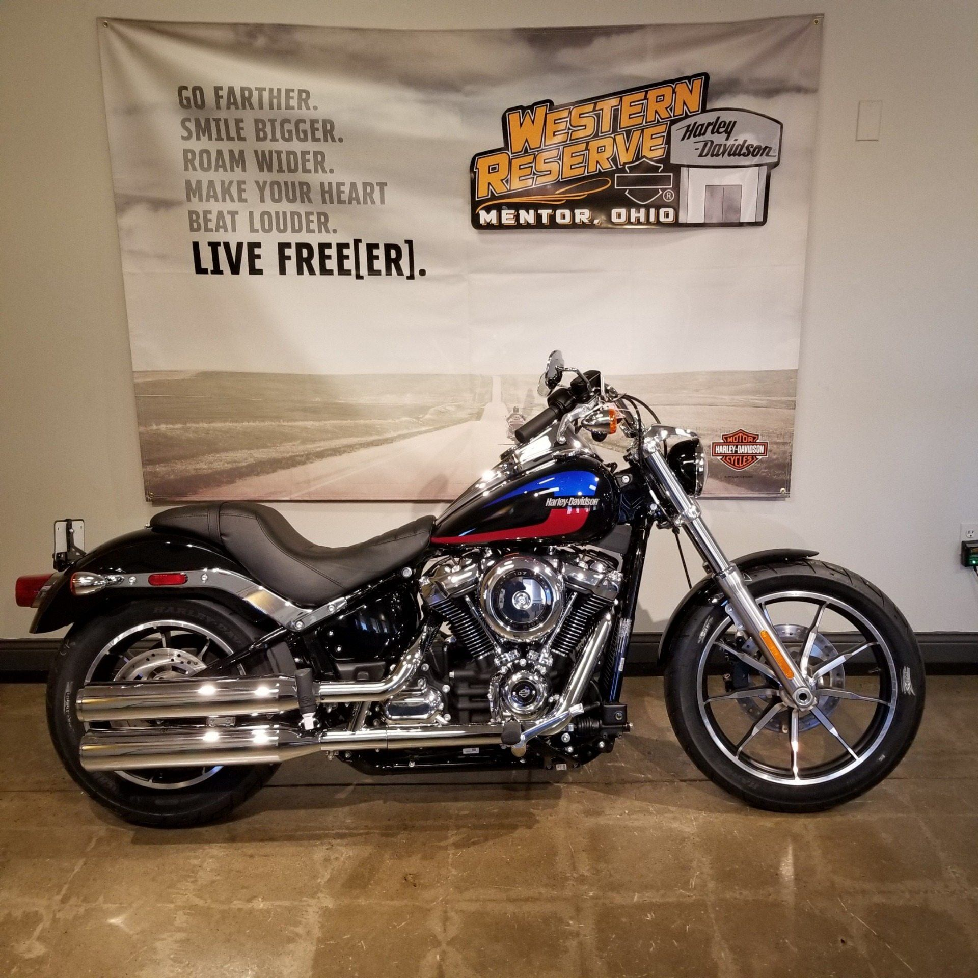 2019 Harley-Davidson Low Rider® in Mentor, Ohio - Photo 1