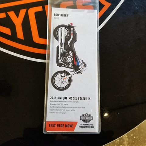 2019 Harley-Davidson Low Rider® in Mentor, Ohio - Photo 8