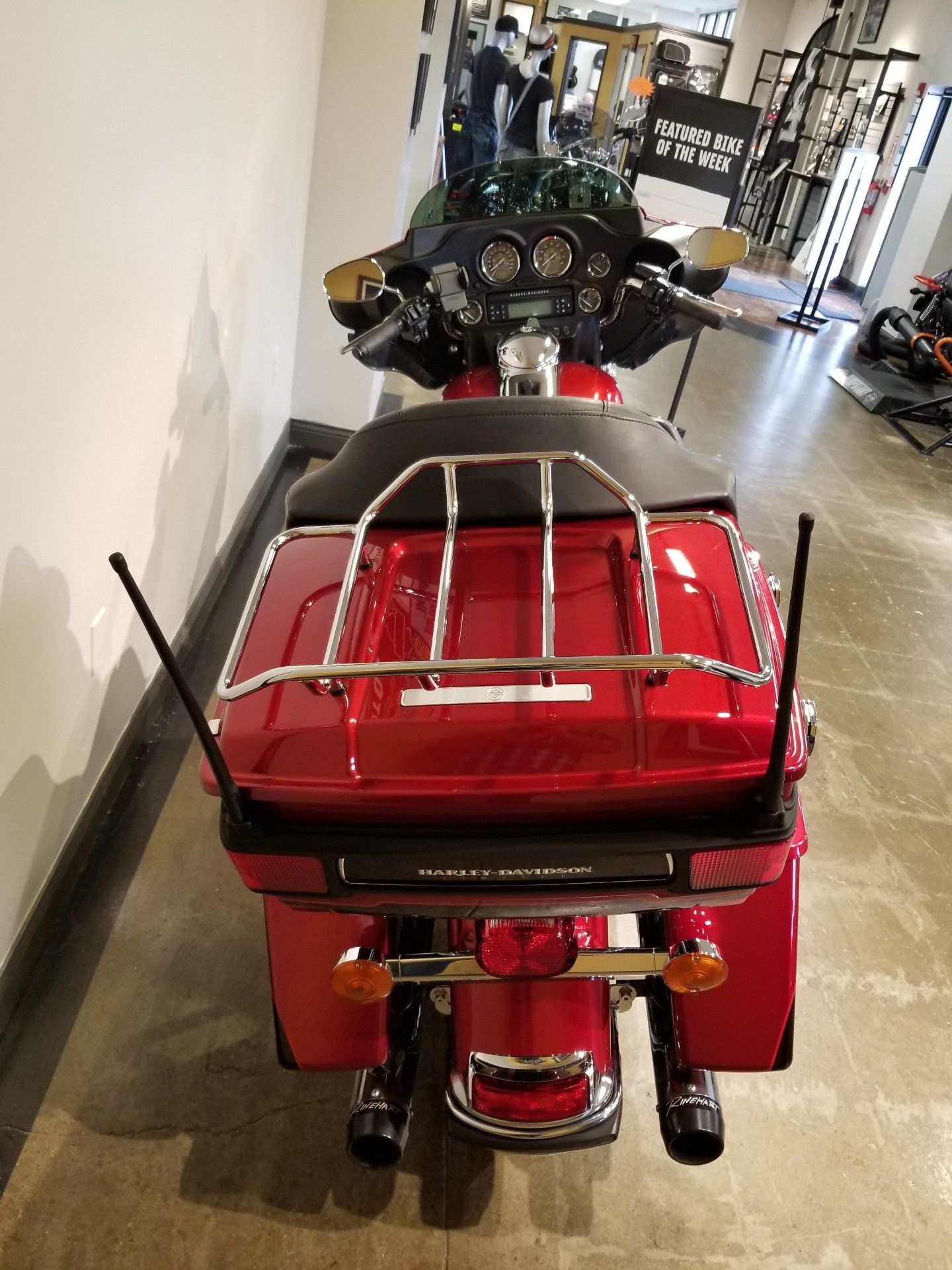 2013 Harley-Davidson Electra Glide® Ultra Limited in Mentor, Ohio