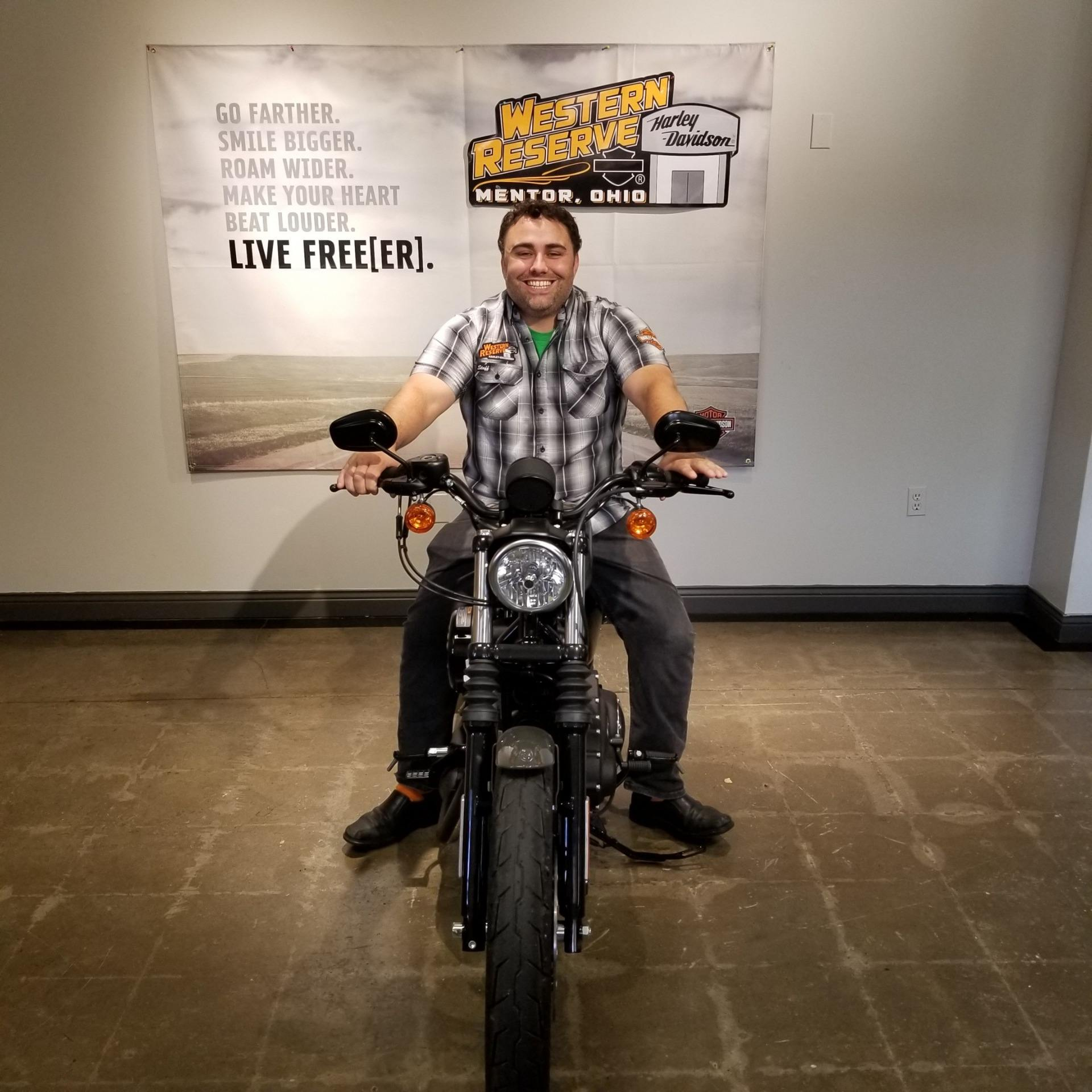 2019 Harley-Davidson Iron 883™ in Mentor, Ohio - Photo 12