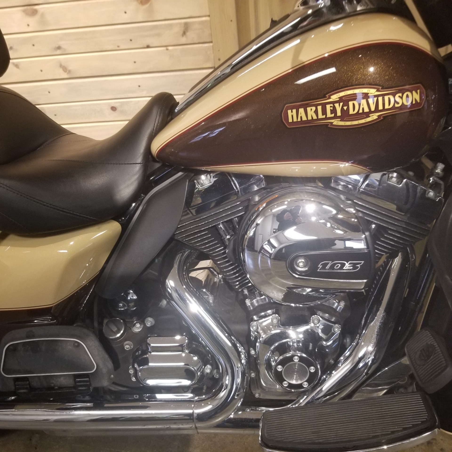 2014 Harley-Davidson Electra Glide® Ultra Classic® in Mentor, Ohio - Photo 2