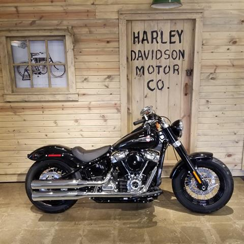 2021 Harley-Davidson Softail Slim® in Mentor, Ohio - Photo 1