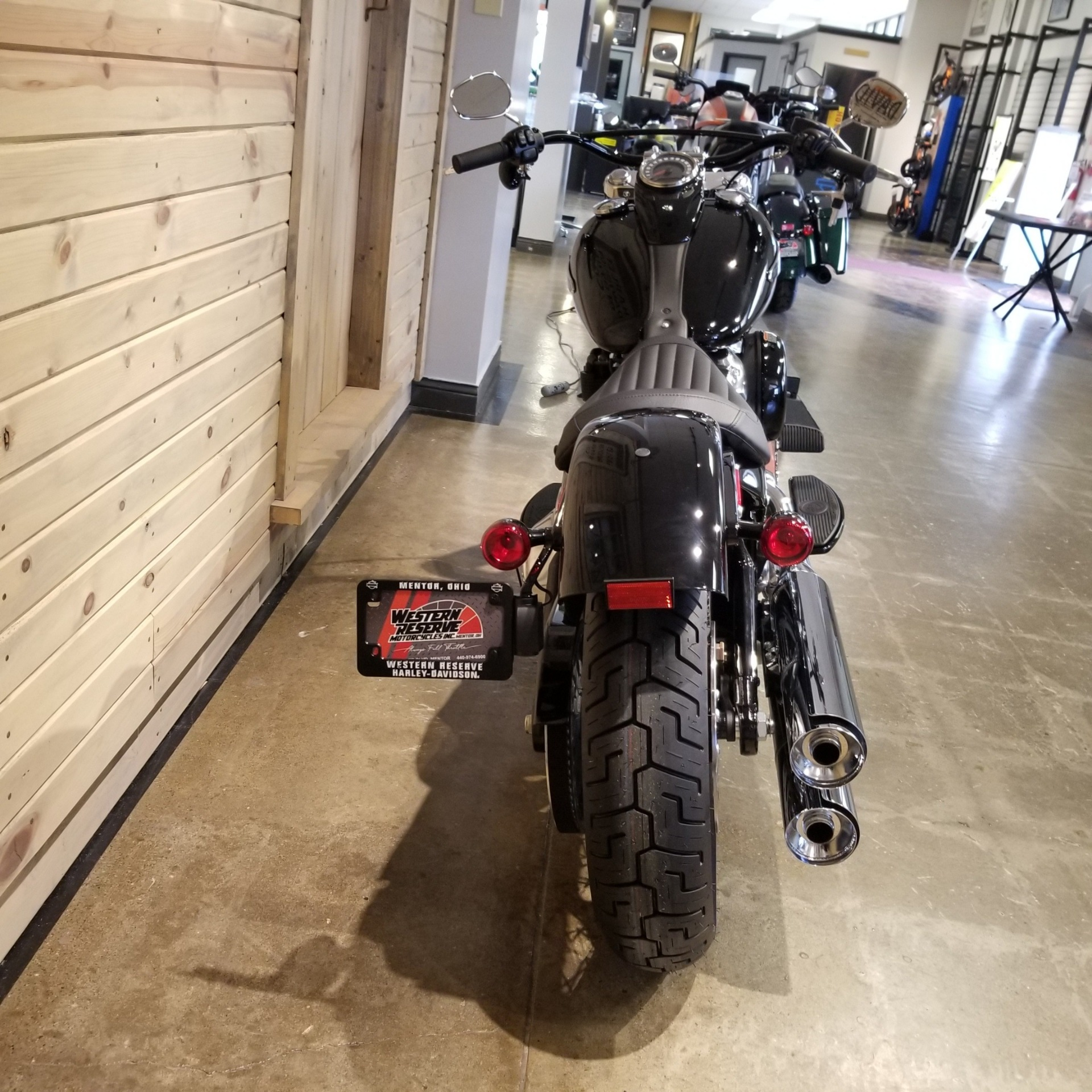 2021 Harley-Davidson Softail Slim® in Mentor, Ohio - Photo 4