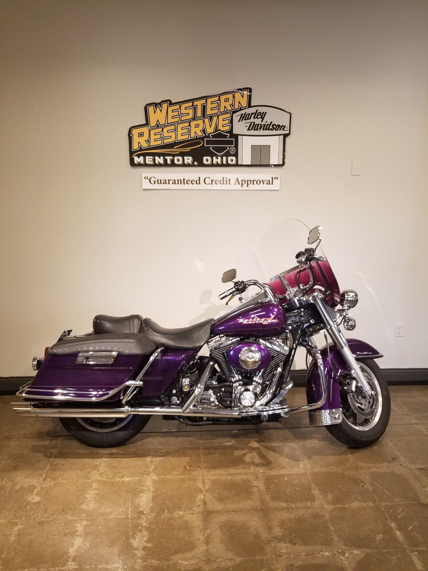 2002 Harley-Davidson FLHR/FLHRI Road King® in Mentor, Ohio