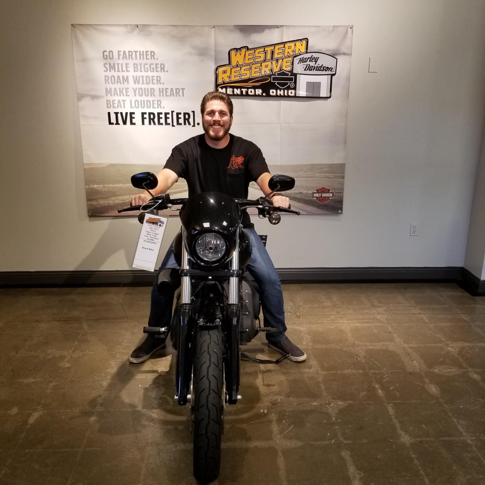 2016 Harley-Davidson Low Rider® S in Mentor, Ohio