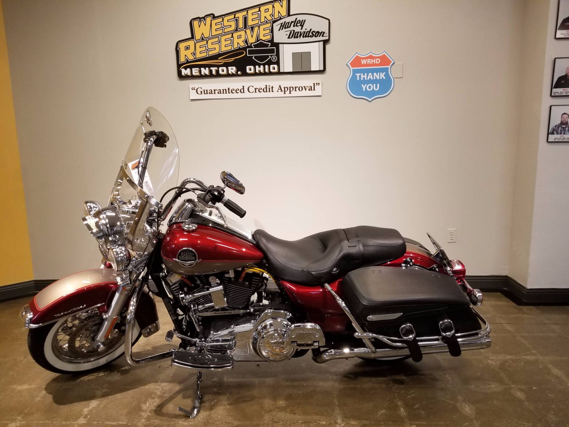 2009 Harley-Davidson Road King® Classic in Mentor, Ohio