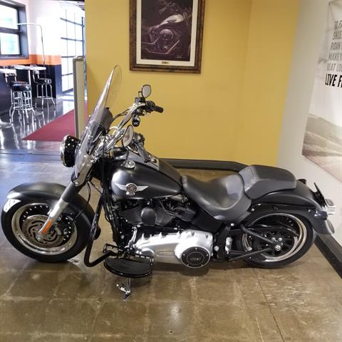 2014 Harley-Davidson Fat Boy® Lo in Mentor, Ohio