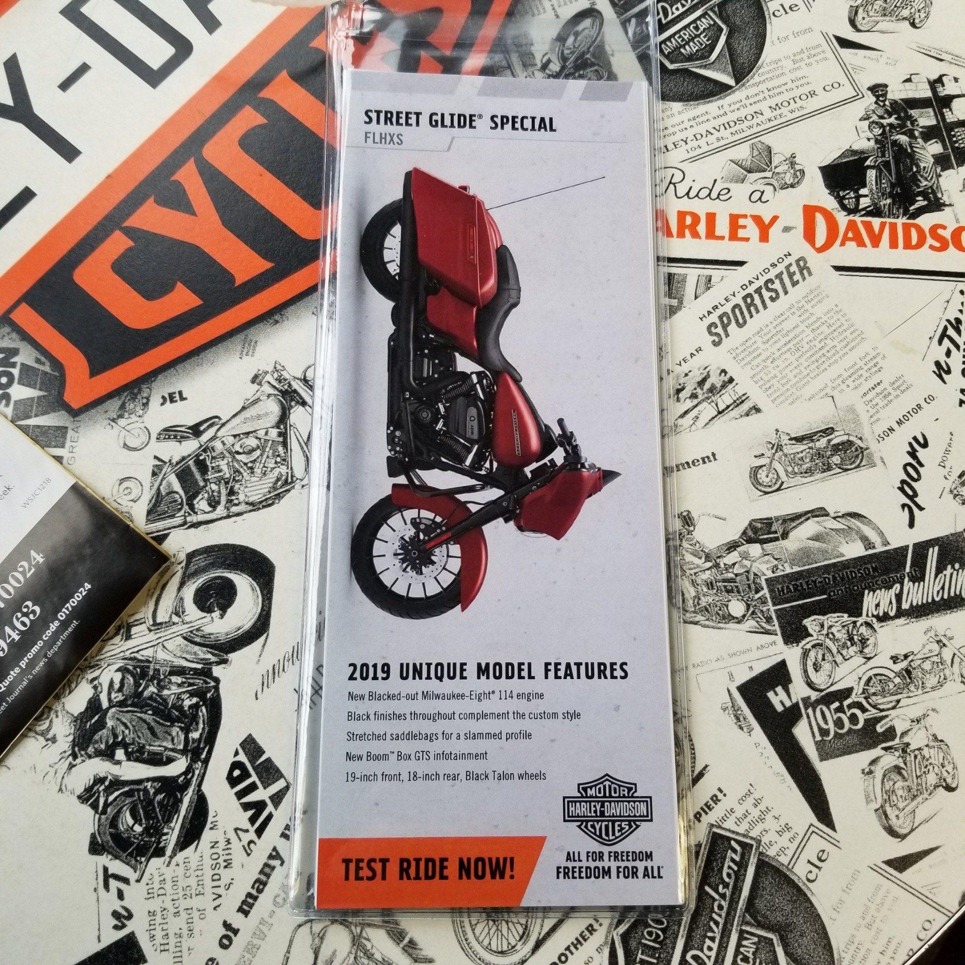 2019 Harley-Davidson Street Glide Special 9
