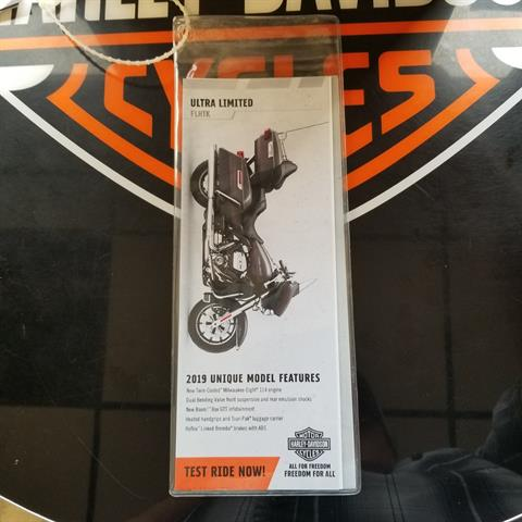 2019 Harley-Davidson Ultra Limited in Mentor, Ohio - Photo 8