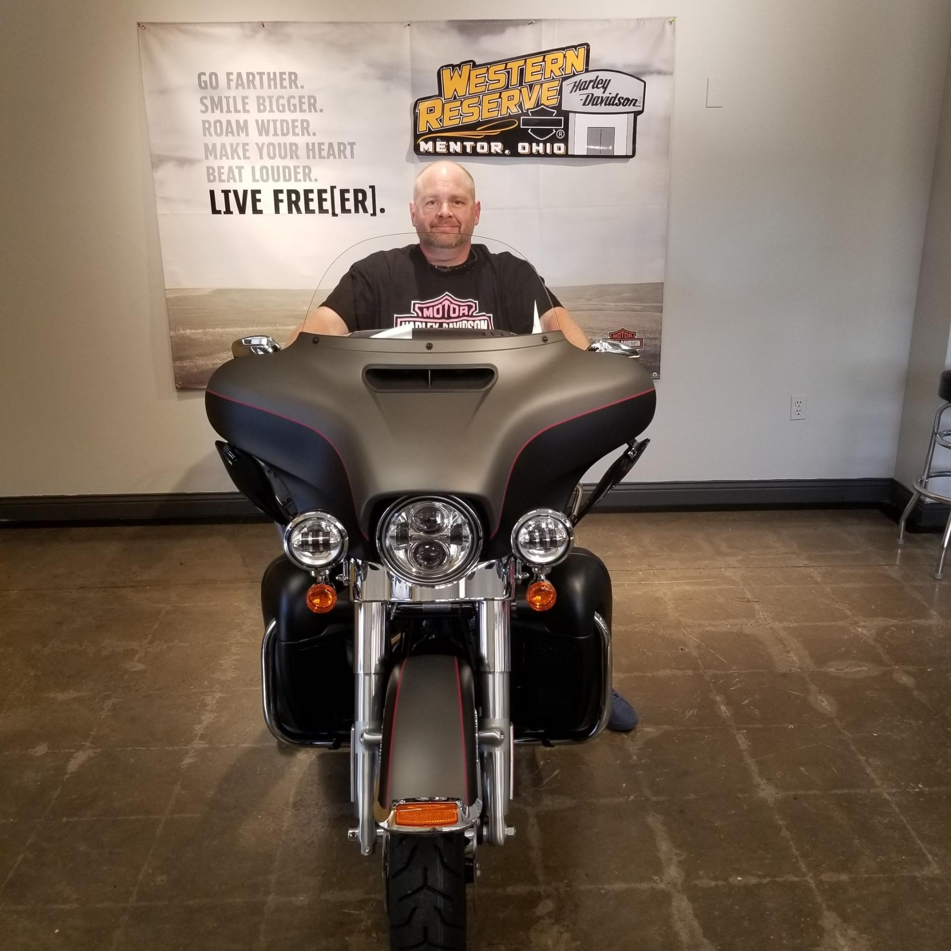 2019 Harley-Davidson Ultra Limited in Mentor, Ohio - Photo 10