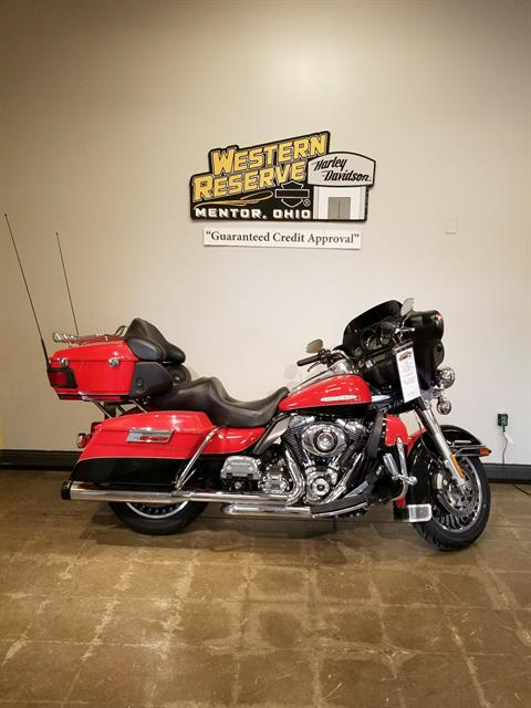 2010 Harley-Davidson Electra Glide® Ultra Limited in Mentor, Ohio