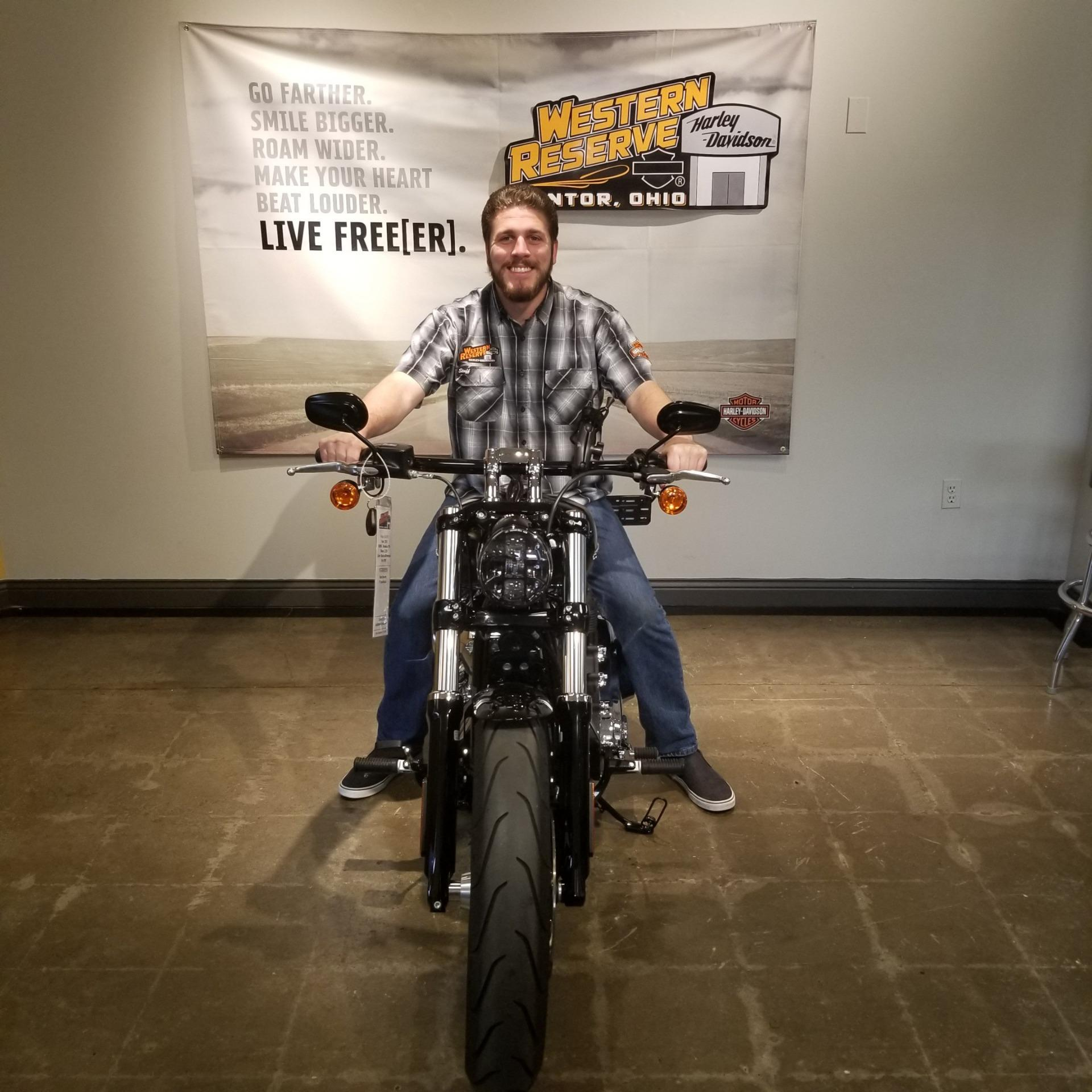 2018 Harley-Davidson Breakout® 114 in Mentor, Ohio - Photo 12