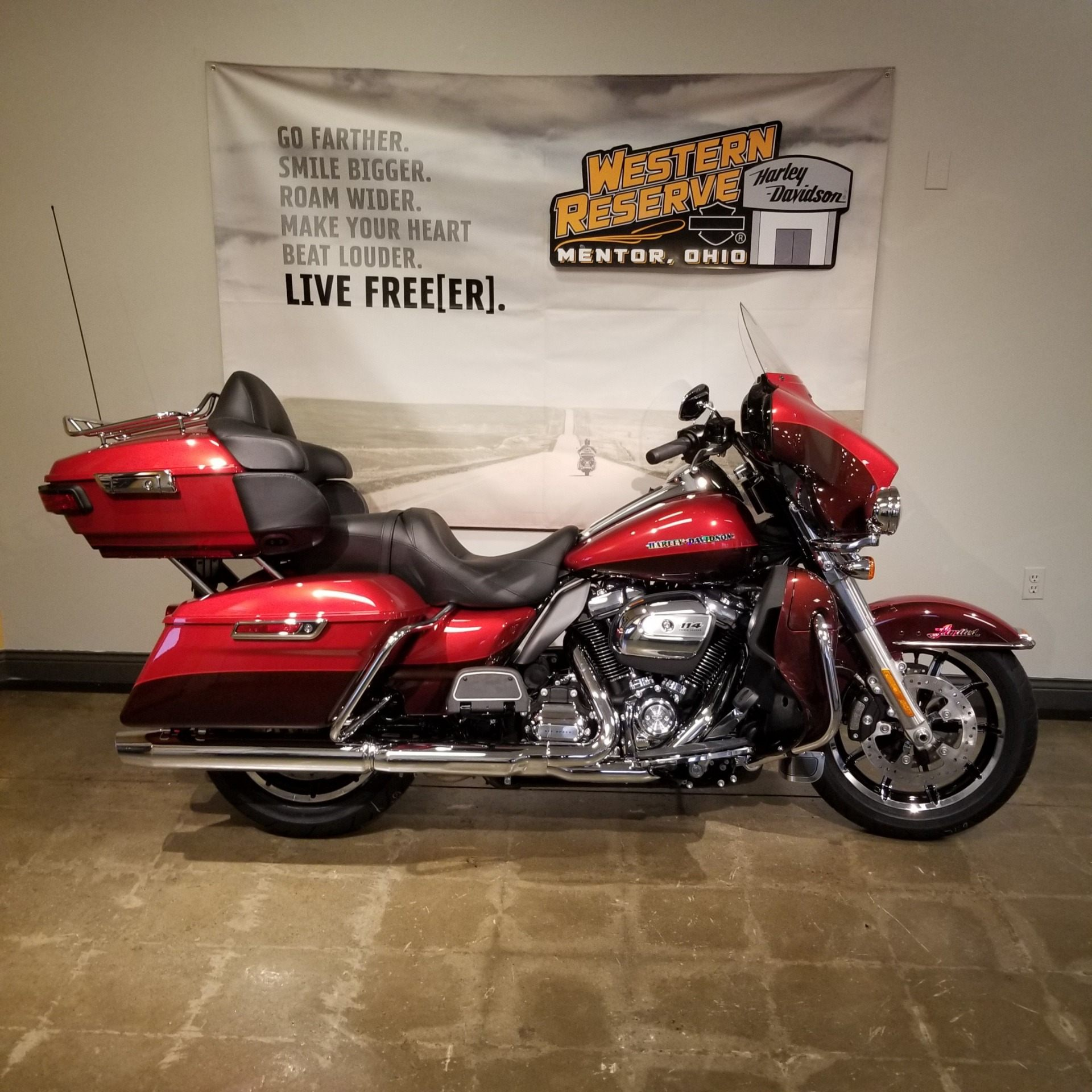 2019 Harley-Davidson Ultra Limited in Mentor, Ohio - Photo 1