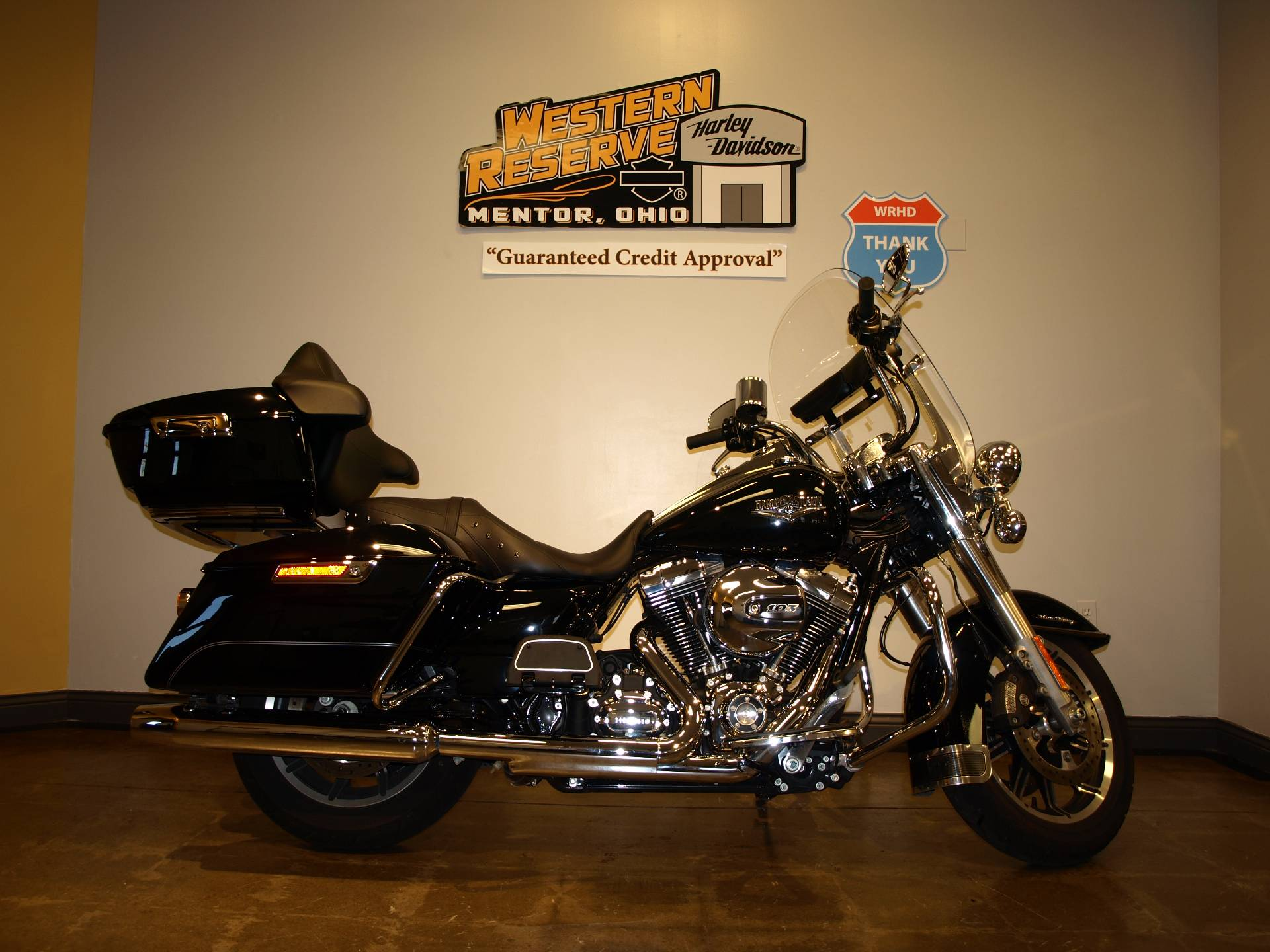 2016 Harley-Davidson Road King® in Mentor, Ohio