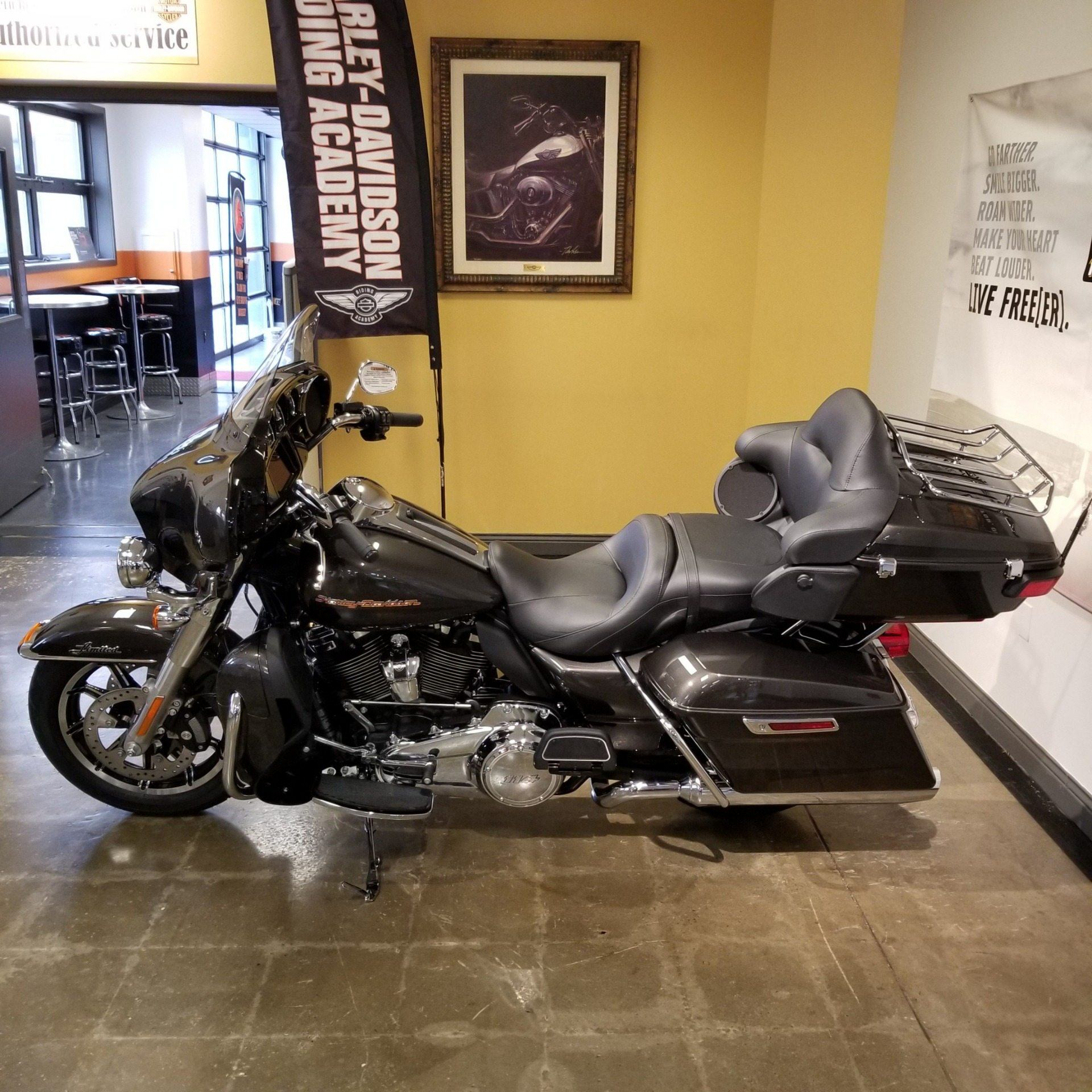 2019 Harley-Davidson Ultra Limited in Mentor, Ohio - Photo 11