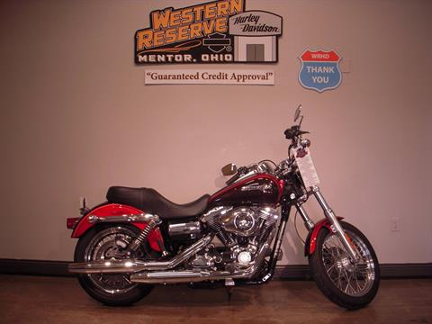 2013 Harley-Davidson Dyna® Super Glide® Custom in Mentor, Ohio