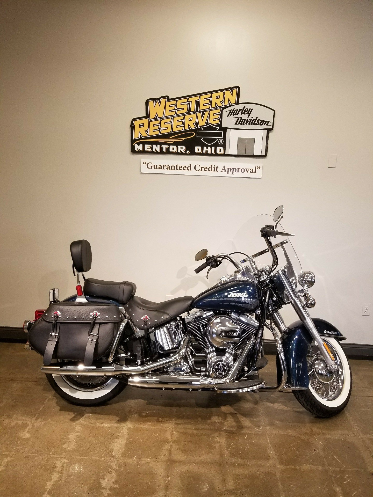 2016 Harley-Davidson Heritage Softail® Classic in Mentor, Ohio