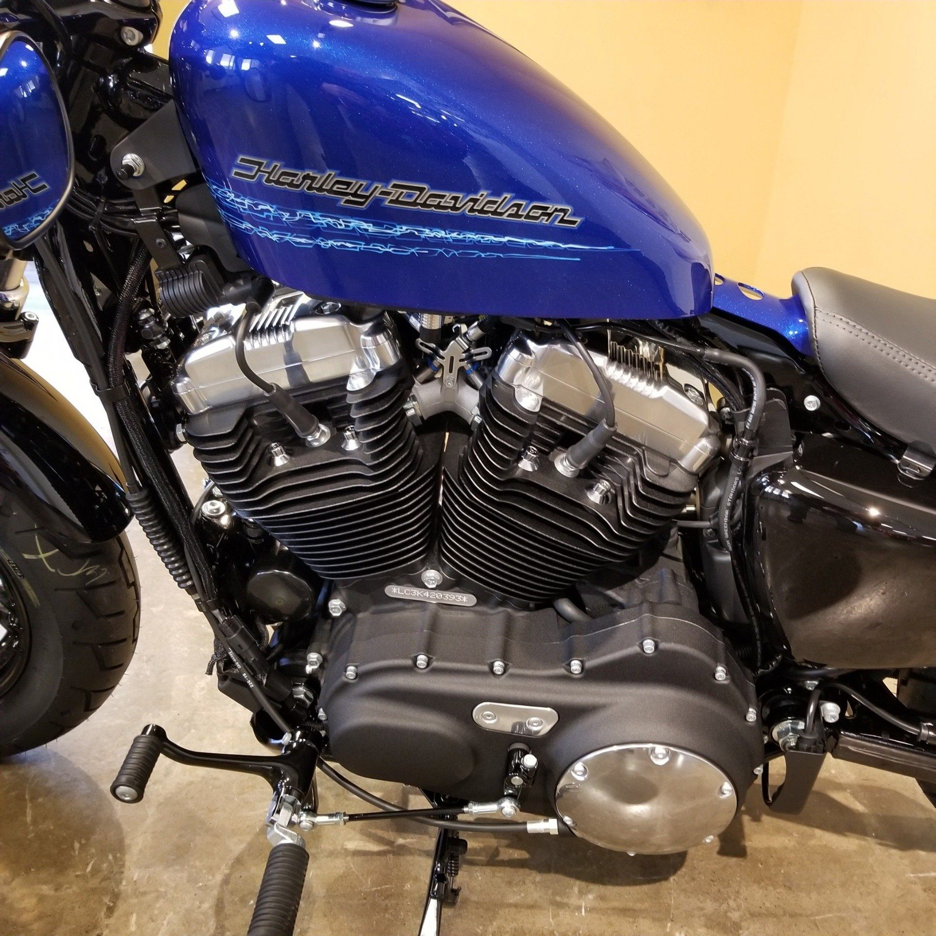 2019 Harley-Davidson Forty-Eight® in Mentor, Ohio - Photo 9