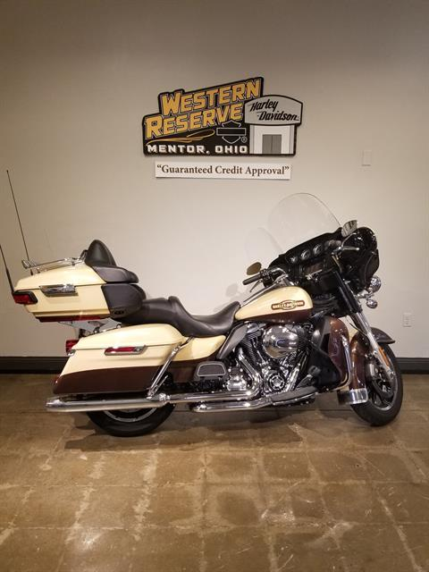 2014 Harley-Davidson Ultra Limited in Mentor, Ohio