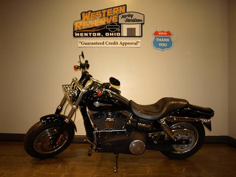 2011 Harley-Davidson Dyna® Fat Bob® in Mentor, Ohio