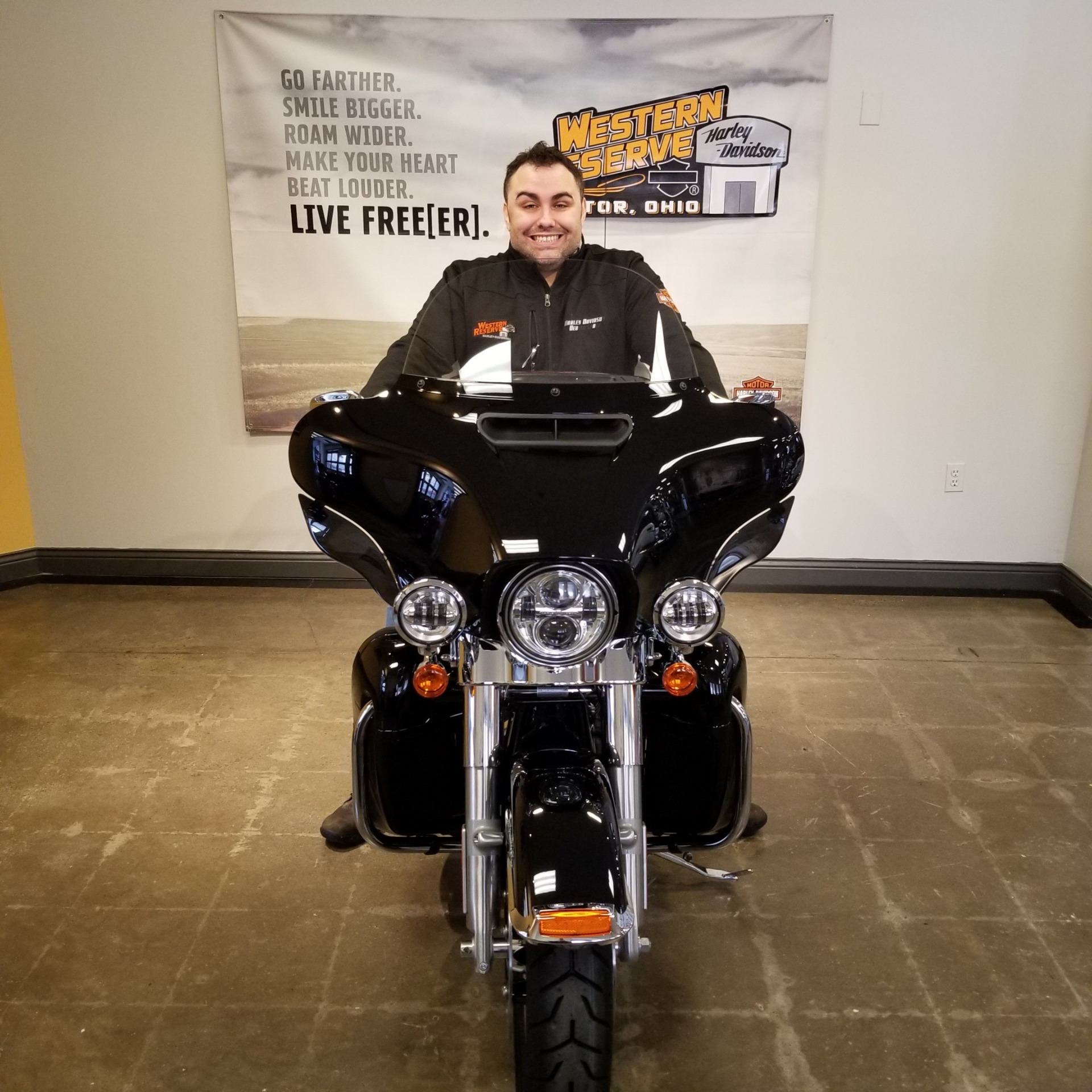 2019 Harley-Davidson Ultra Limited in Mentor, Ohio - Photo 12