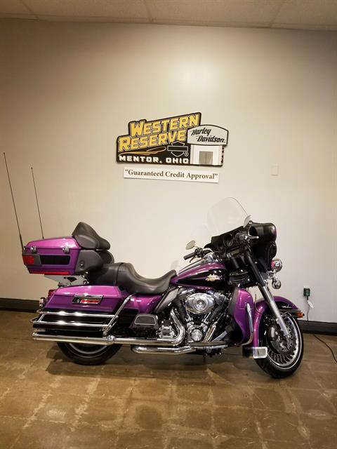 2011 Harley-Davidson Ultra Classic® Electra Glide®  in Mentor, Ohio