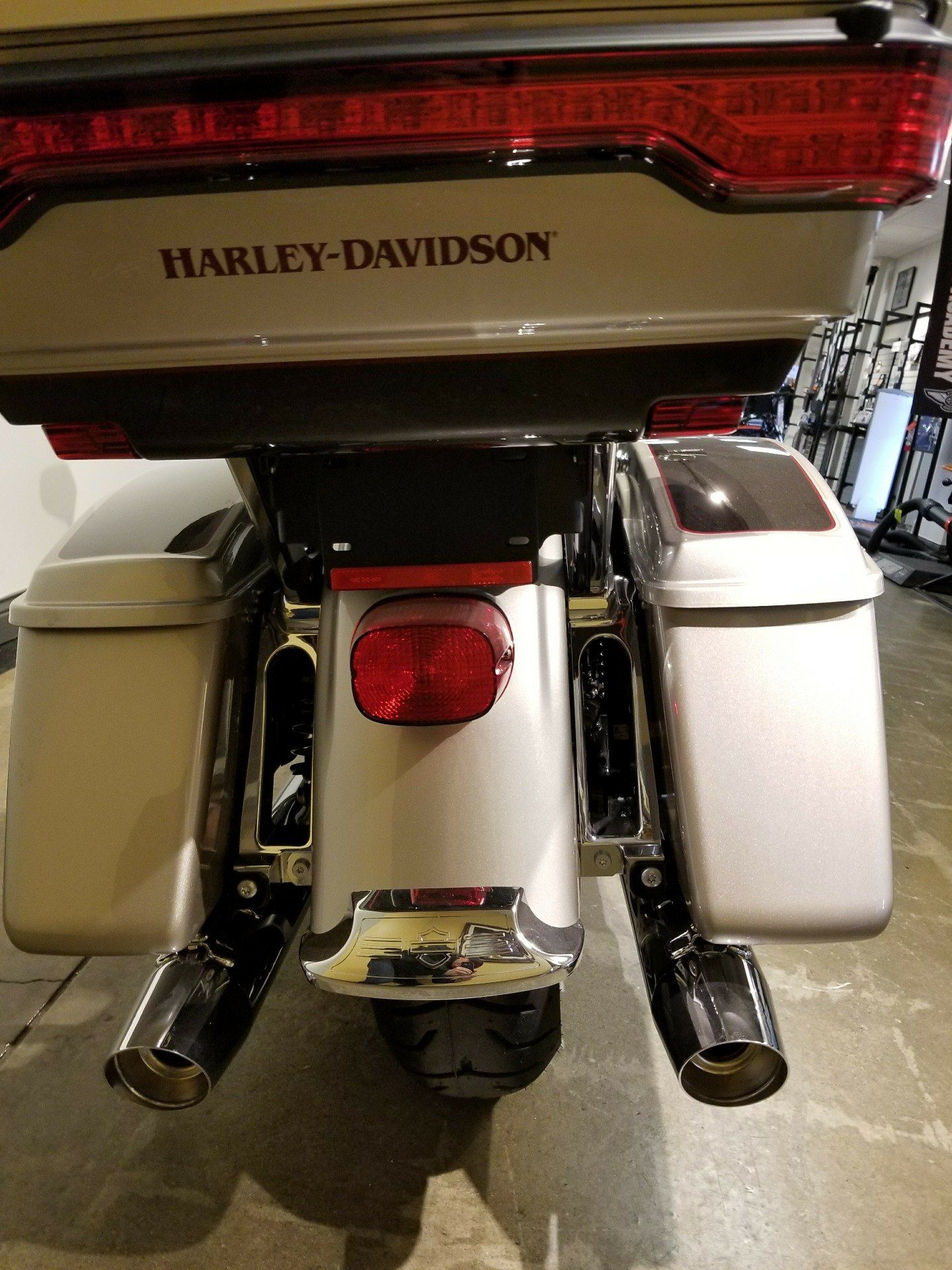 2018 Harley-Davidson Electra Glide® Ultra Classic® in Mentor, Ohio