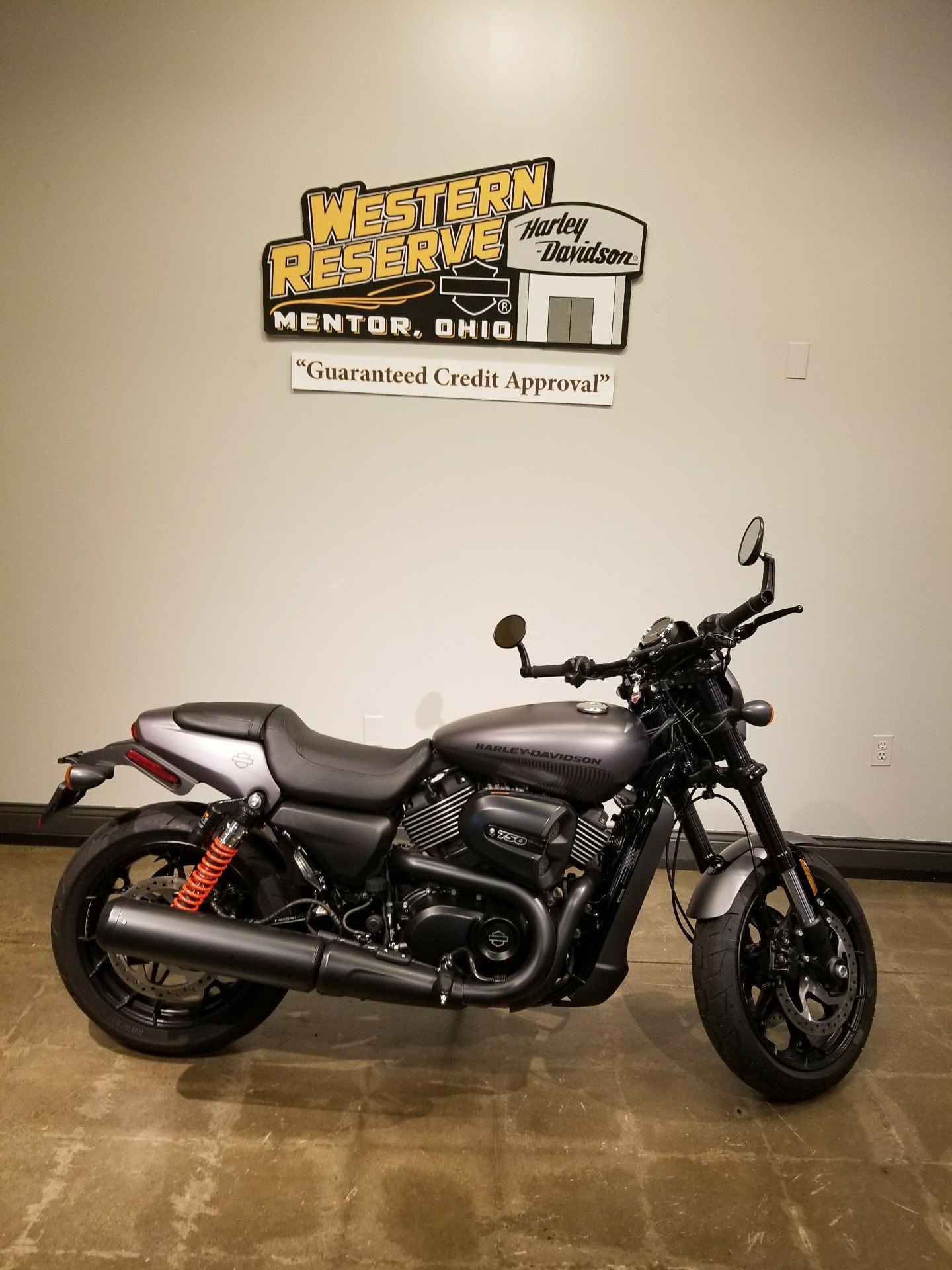 Used 2017 Harley Davidson Street 750 Motorcycles in Mentor OH