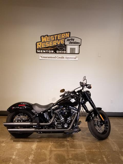 2017 Harley-Davidson Softail Slim® S in Mentor, Ohio