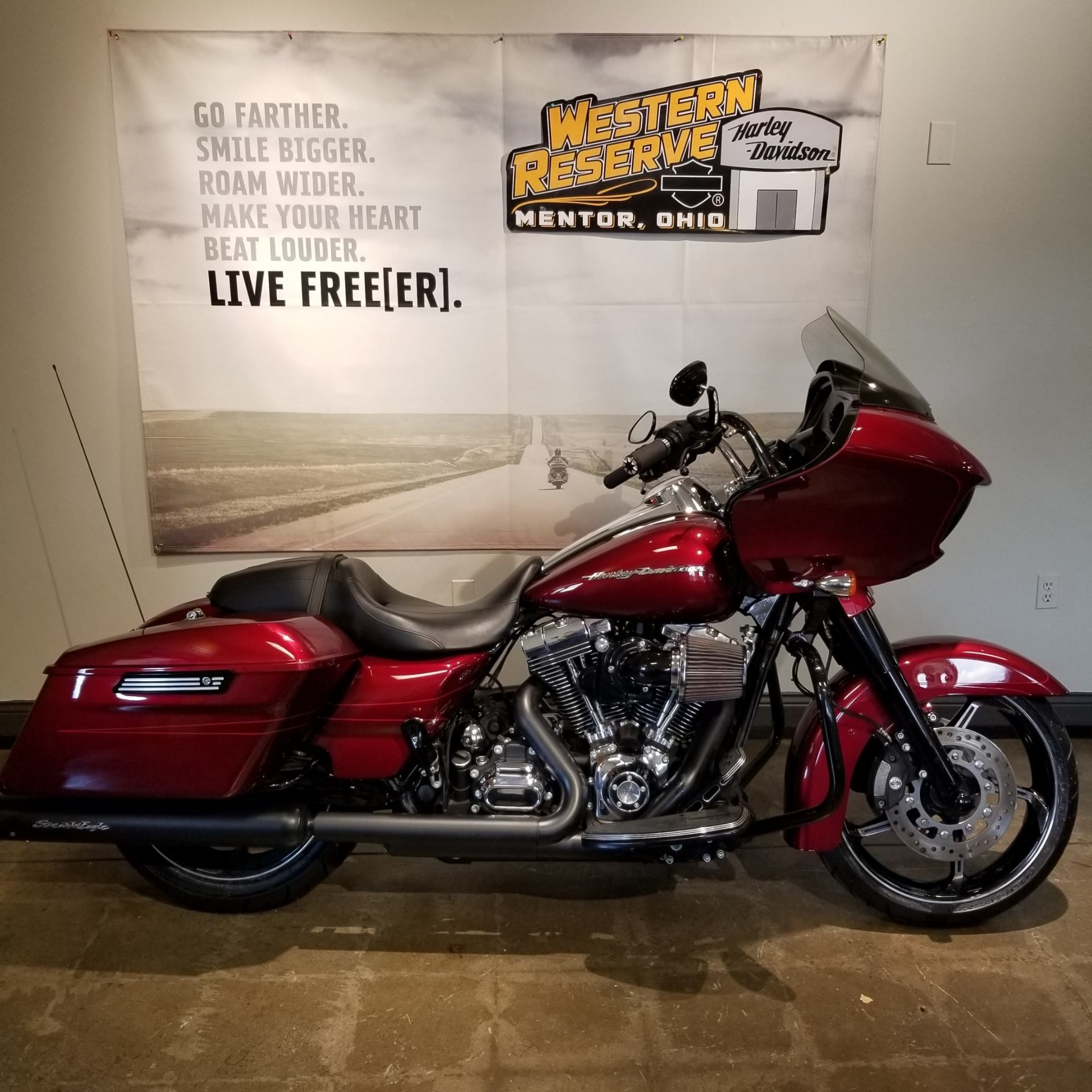 2016 Harley-Davidson Road Glide® Special in Mentor, Ohio - Photo 1