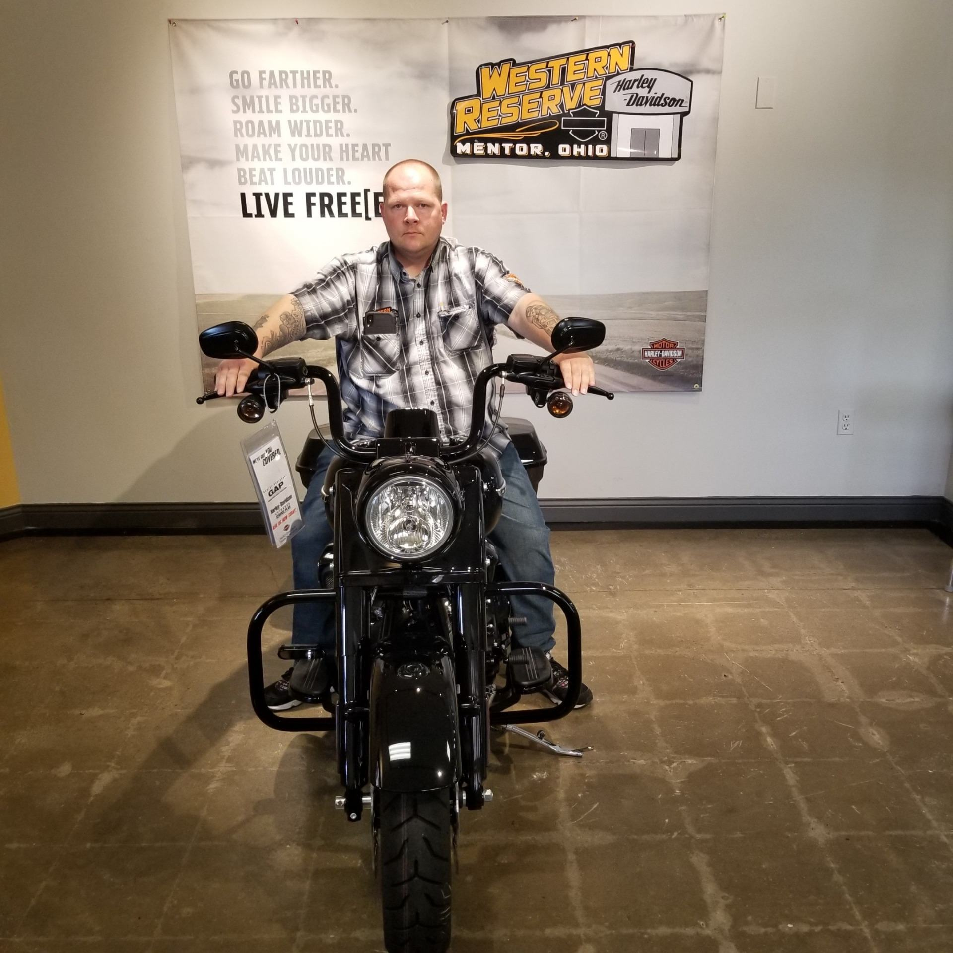 2019 Harley-Davidson Road King® Special in Mentor, Ohio - Photo 10