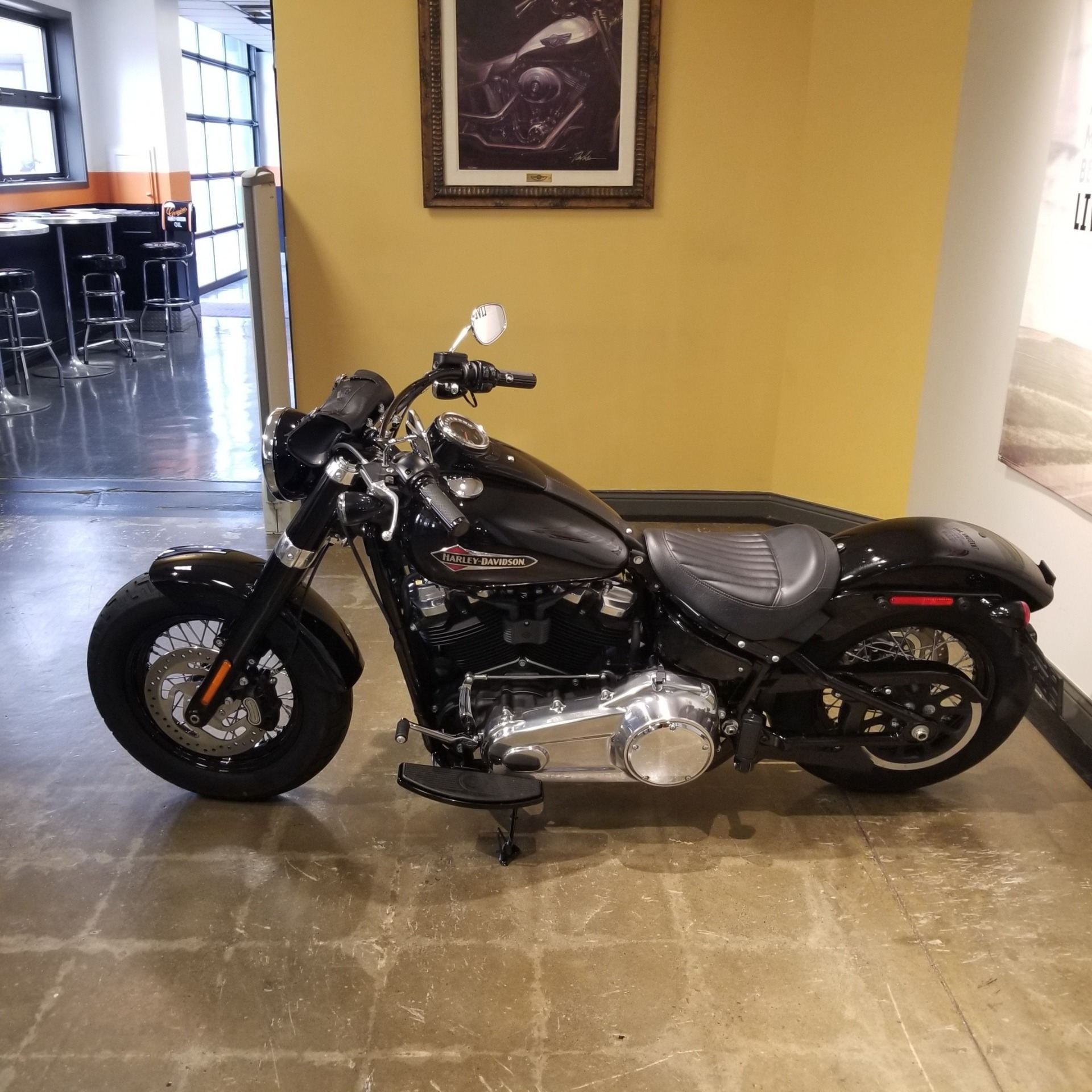 2018 Harley-Davidson Softail Slim® 107 in Mentor, Ohio - Photo 11