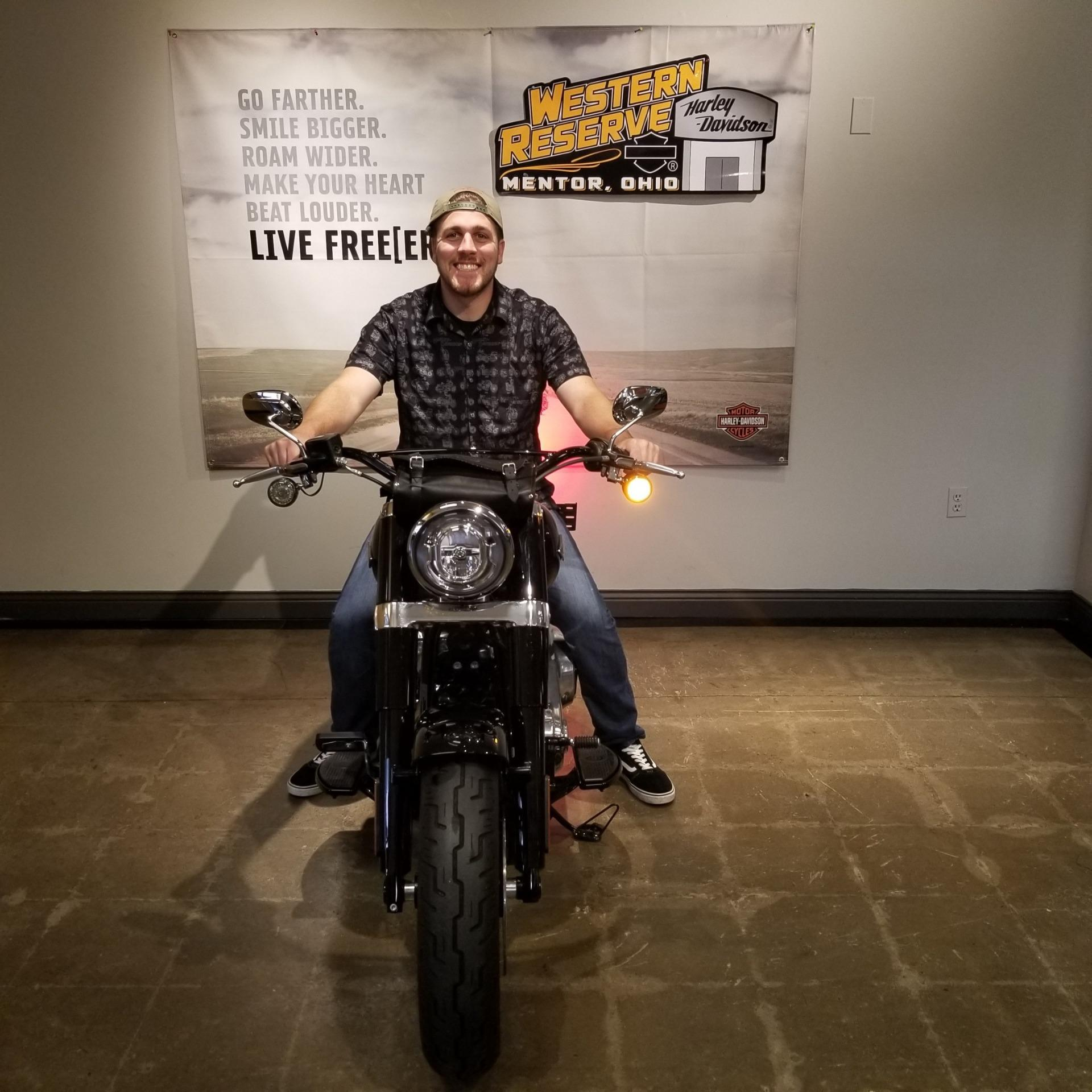 2018 Harley-Davidson Softail Slim® 107 in Mentor, Ohio - Photo 12