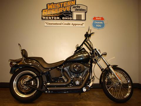 2006 Harley-Davidson Softail® Night Train® in Mentor, Ohio