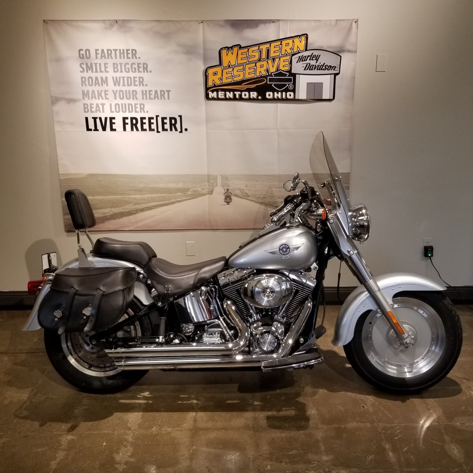 2006 Harley-Davidson Fat Boy® in Mentor, Ohio - Photo 1