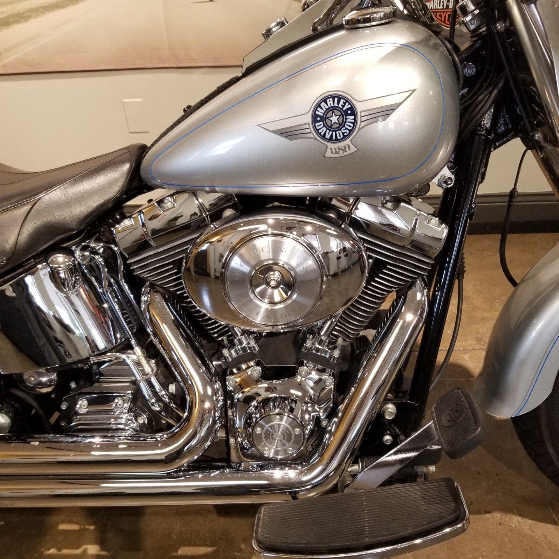 2006 Harley-Davidson Fat Boy® in Mentor, Ohio - Photo 2
