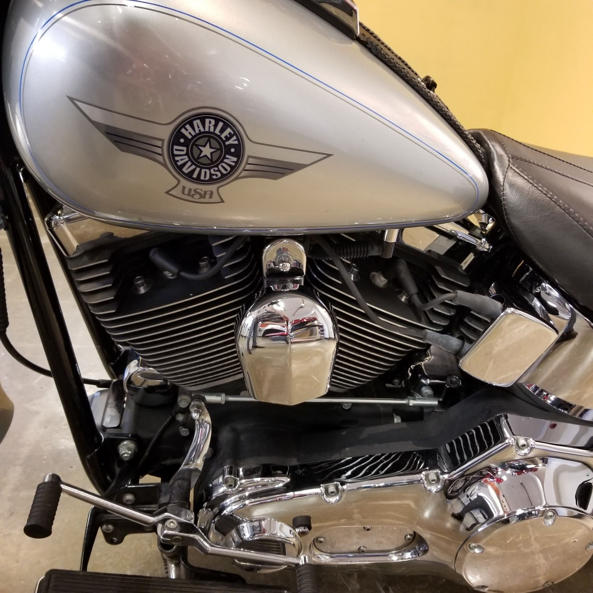 2006 Harley-Davidson Fat Boy® in Mentor, Ohio - Photo 9