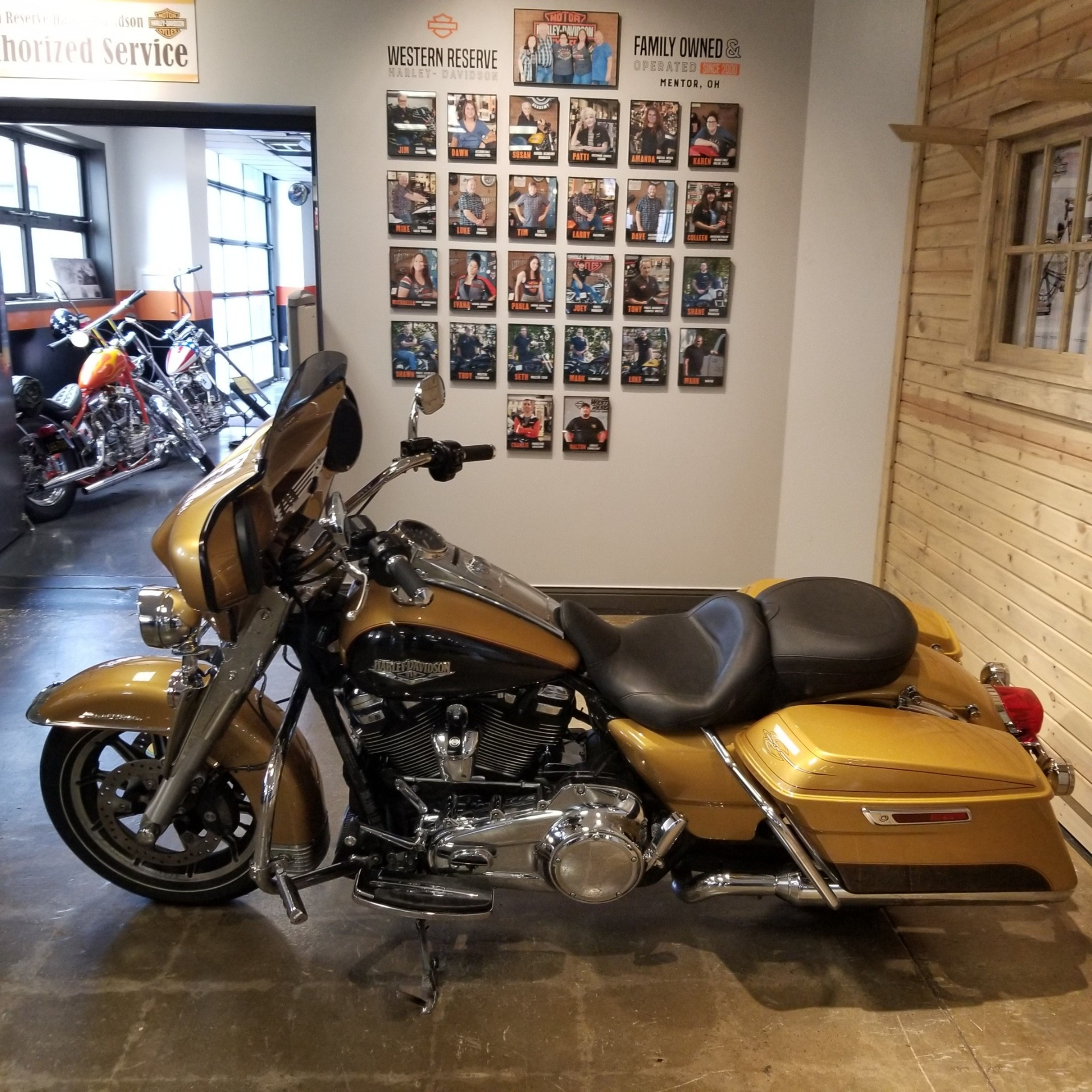 2017 Harley-Davidson Road King® in Mentor, Ohio - Photo 12