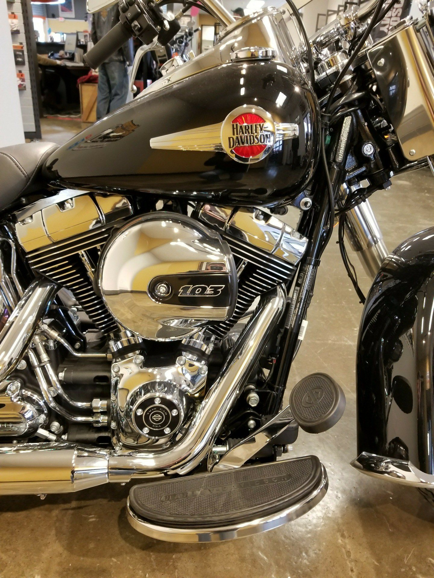 2017 Harley-Davidson Heritage Softail® Classic in Mentor, Ohio
