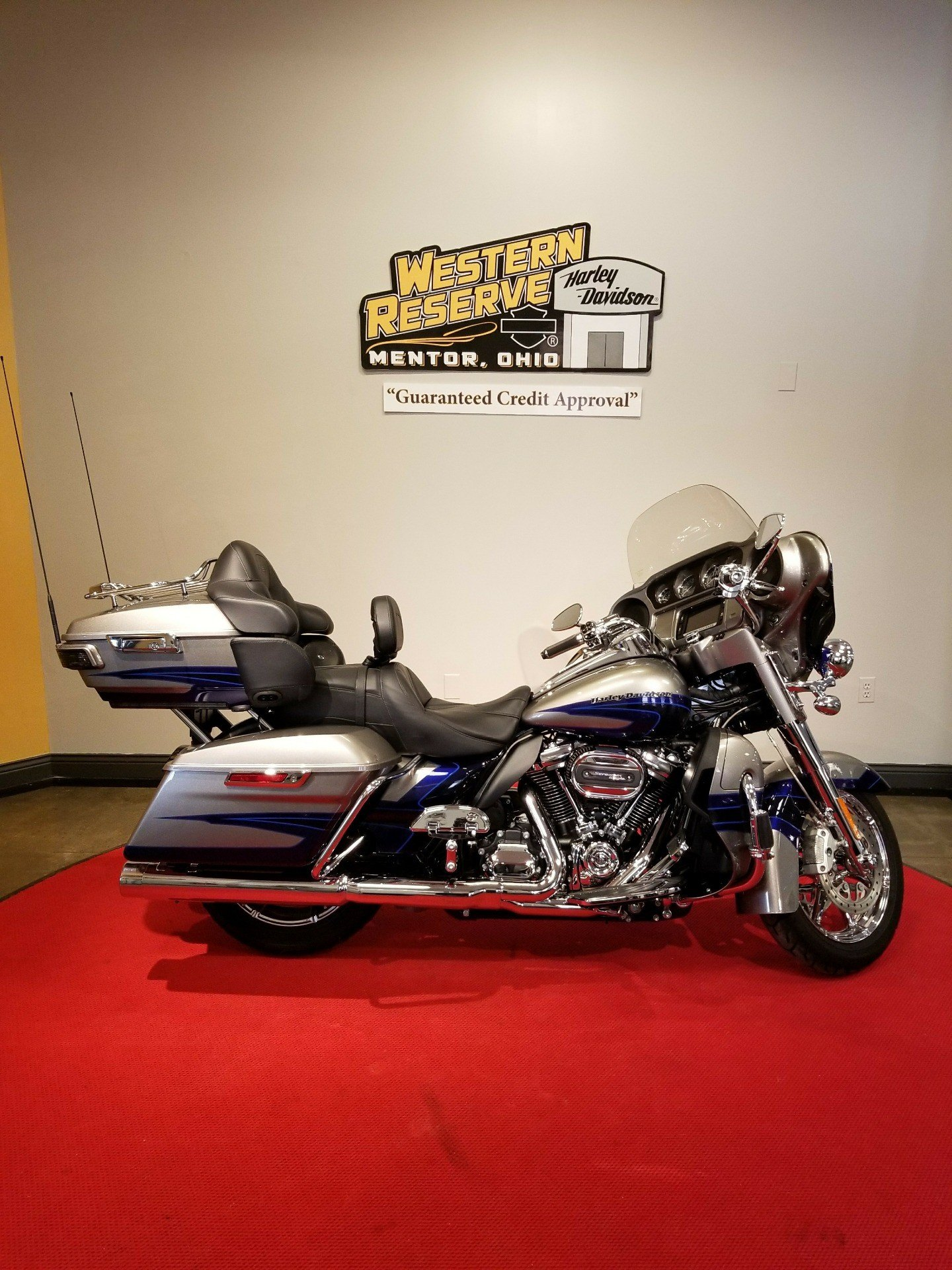 2017 Harley Davidson Cvo Limited In Mentor Ohio