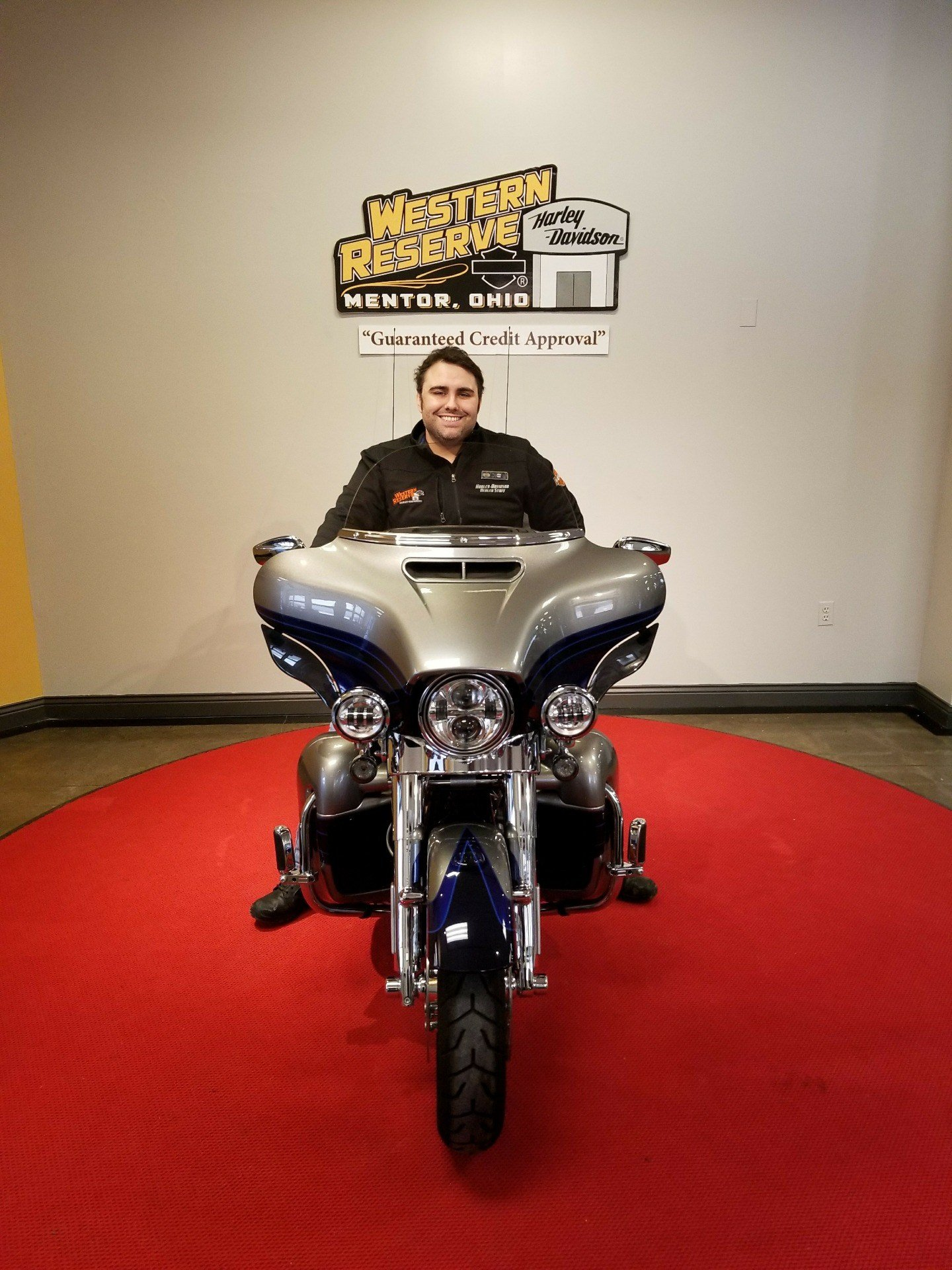 2017 Harley-Davidson CVO™ Limited in Mentor, Ohio - Photo 12