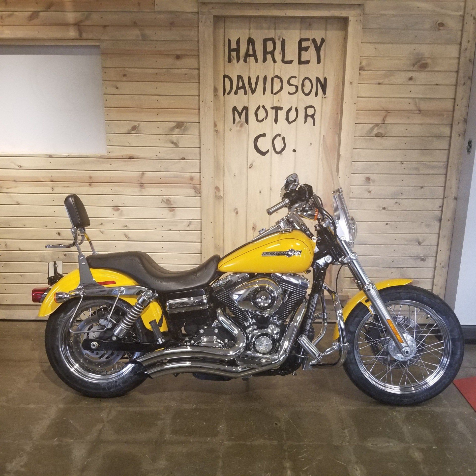 2013 Harley-Davidson Dyna® Super Glide® Custom in Mentor, Ohio - Photo 1