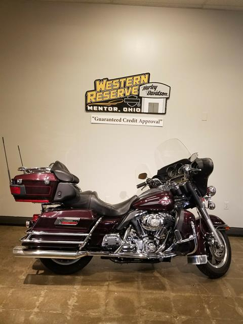 2007 Harley-Davidson Ultra Classic® Electra Glide® in Mentor, Ohio