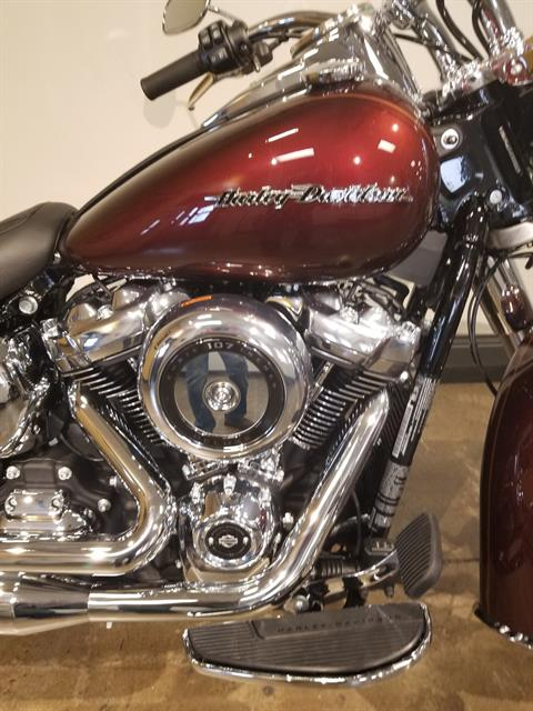 2018 Harley-Davidson Softail® Deluxe 107 in Mentor, Ohio - Photo 2