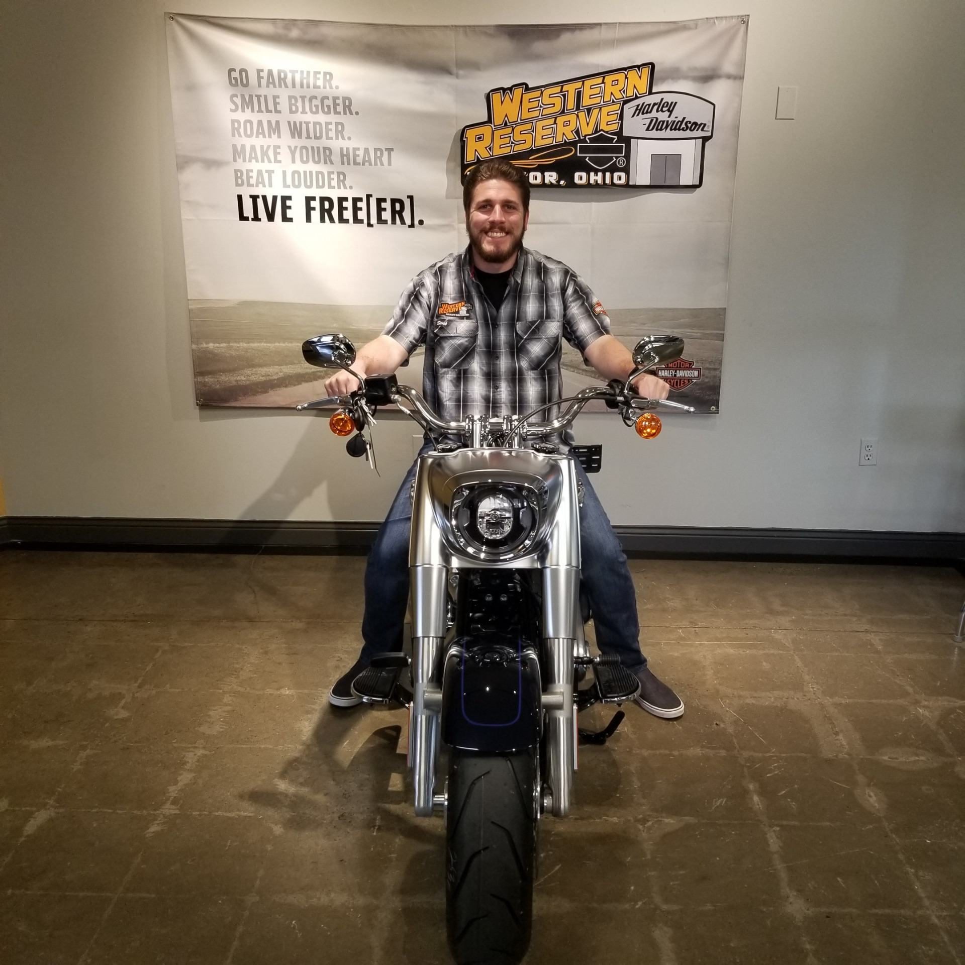 2019 Harley-Davidson Fat Boy® 114 in Mentor, Ohio - Photo 12